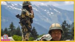 लद्दाख की गलवान घाटी पर चीन ने अपना दावा किया था, भारत ने करारा जवाब दिया है