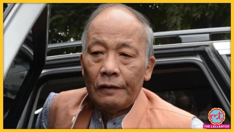 मणिपुर में बीजेपी सरकार पर संकट के बीच CBI ने पूर्व कांग्रेसी सीएम से तीन घंटे तक की पूछताछ