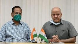 कोरोना पर दिल्ली सरकार ने वो दावा कर दिया जिसे केंद्र नकारता आया है