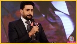अब अभिषेक बच्चन ने बताया कि कैसे 'रिफ्यूजी' से पहले उन्होंने धक्के खाए लेकिन काम नहीं मिला