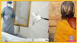 कोरोना: अपने बीमार पति को तलाश रही महिला ने दिल्ली के बड़े अस्पताल पर लगाया गंभीर आरोप