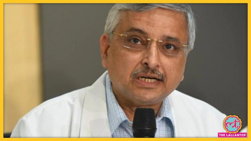 एम्स के डायरेक्टर डॉ. रणदीप गुलेरिया ने कोरोना वायरस के पीक पर डराने वाली बात कही है!