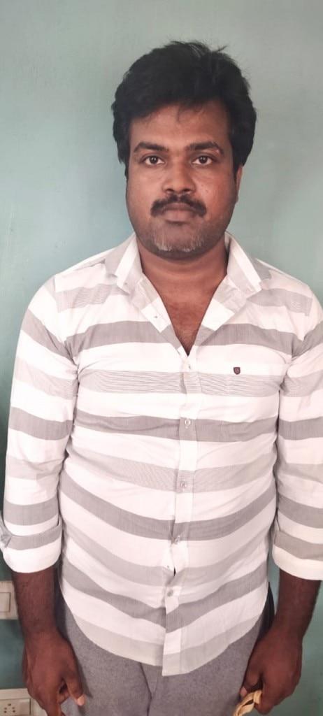 आरोपी पति विजयकुमार. (फोटो सोर्स: अक्षया नाथ, इंडिया टुडे)