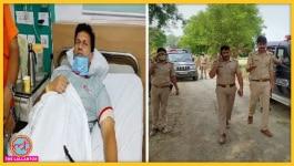 कानपुर हमले में घायल बिठूर के दरोगा ने बताया- कैसे आठ पुलिसवाले शहीद हो गए