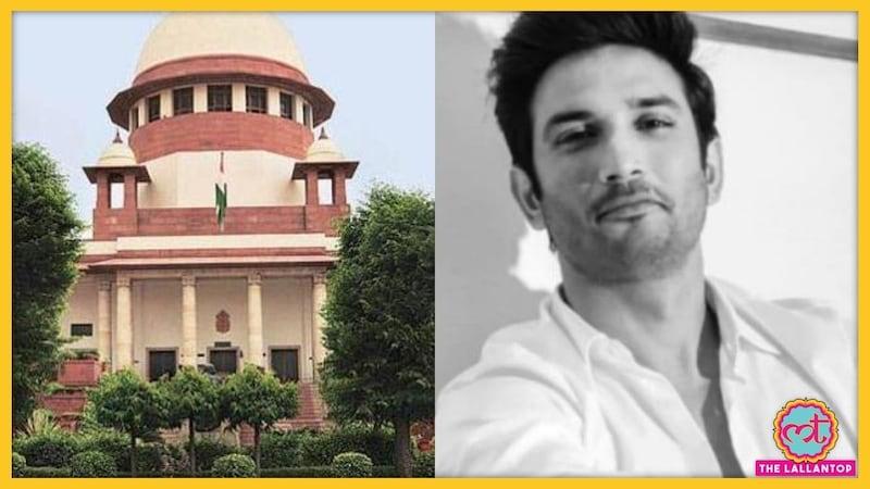 सुशांत पर सुप्रीम कोर्ट ने CBI जांच का आदेश दिया, महाराष्ट्र के वकील को आपत्ति