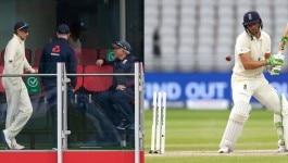 ENGvsWI: 182 रन की लीड के बाद भी इंग्लैंड के साथ खेल हो गया!