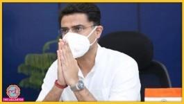 राजस्थानः कांग्रेस ने सचिन पायलट को एक साथ दो बड़े झटके दे दिए