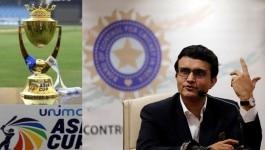 BCCI प्रेसिडेंट सौरव गांगुली ने पाकिस्तान को दिया करारा झटका