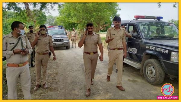 चौबेपुर के एसओ पर मुख़बिरी का शक, हमला होने पर भाग गए थे, पुलिस ने लिया एक्शन