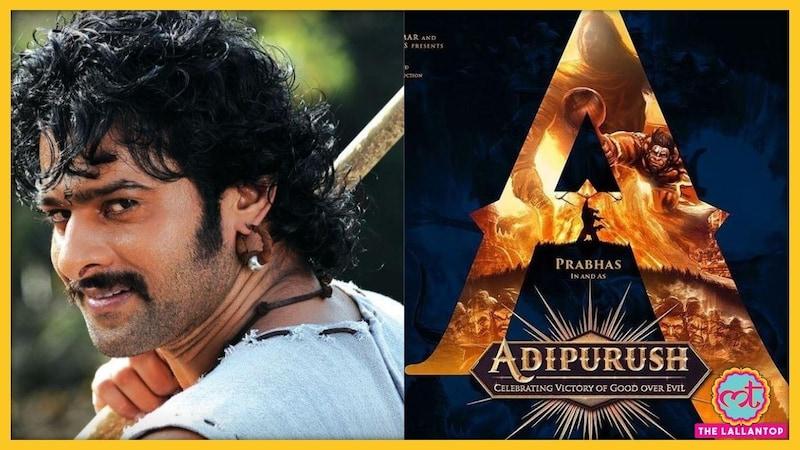 प्रभास की 'आदिपुरुष' का पोस्टर देखकर लोगों को उम्मीद हो रही कि बाहुबली से ज़्यादा कमाल फिल्म होगी