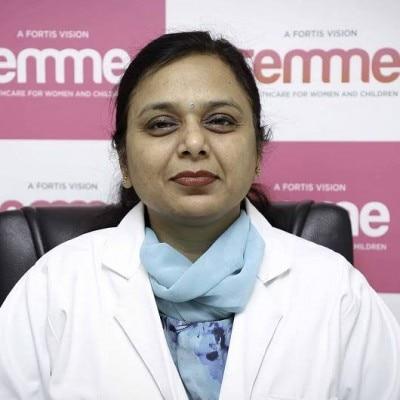 डॉक्टर मधु गोयल, गायनेकोलॉजिस्ट, फ़ोर्टिस, नई दिल्ली