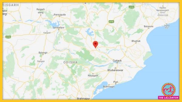 Kantio Kateni Odisha