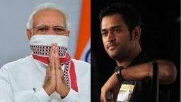 धोनी के हेयरस्टाइल पर क्या बोले पीएम मोदी, क्यों बताया उन्हें 'न्यू इंडिया' की पहचान?