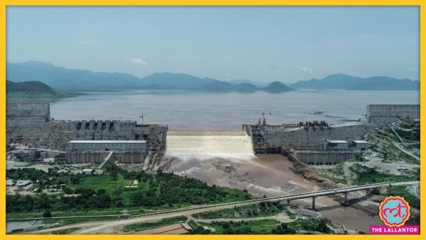 Nile River Dam