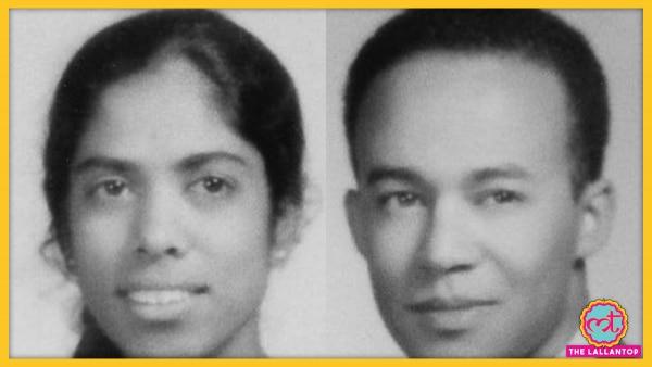 Shyamala Gopalan And Donald Harris