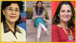 चीन के राष्ट्रपति के खिलाफ बोलकर बड़ा नुकसान झेलने वाली ये महिला कौन हैं?