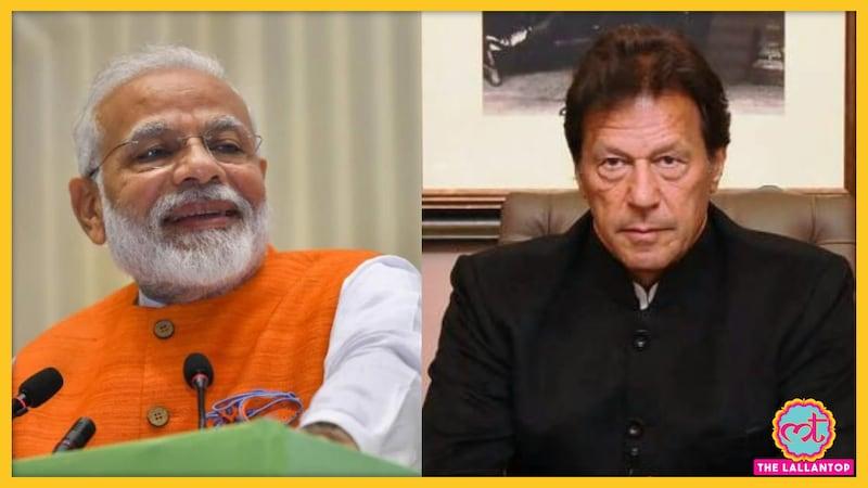 इमरान खान की जवाबी चिट्ठी में लिखी ये बात पीएम मोदी को खटक सकती है