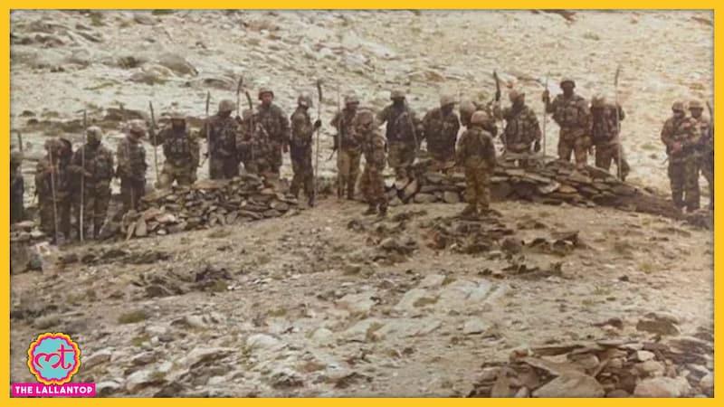 भारतीय चौकी पर कब्जे के लिए चीनी सैनिक ऐसे-ऐसे हथियार लाए, जानकर चौंक जाएंगे