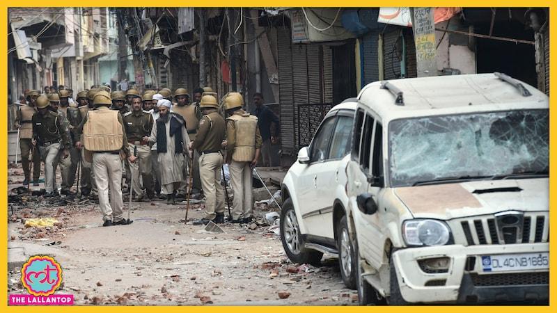 दिल्ली दंगों की जांच करने वाले 'ACP' का डिमोशन करके फिर से SHO क्यों बना दिया गया?