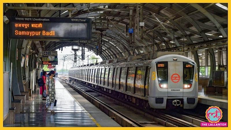 दिल्ली मेट्रो लंबे गैप के बाद शुरू, पहले दिन आई तस्वीरें सुकून देने वाली हैं