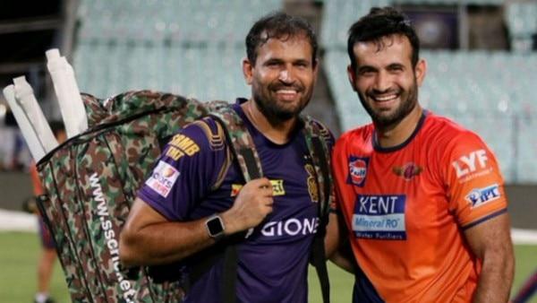 युसुफ और इरफान पठान दोनों कभी आईपीएल में साथ नहीं खेले.