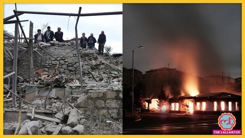 जंग में उलझे अज़रबैजान ने अमेरिका, रूस जैसे ताकतवर देशों की बात मानने से इंंकार क्यों कर दिया?