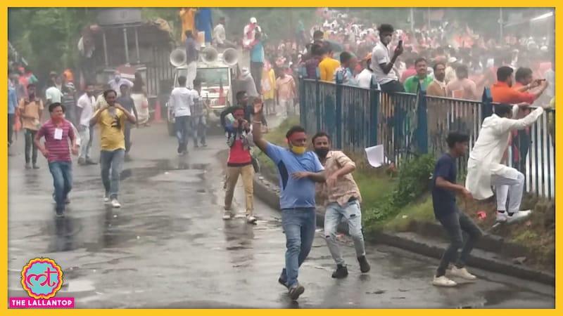 कोलकाता में इत्ता बवाल क्यों हो रहा है