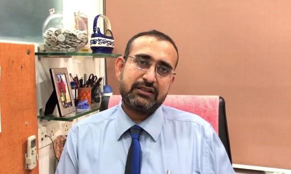 डॉक्टर कौशल शाह, ऑय स्पेशलिस्ट, ऑय हील कंप्लीट विज़न केयर, मुंबई