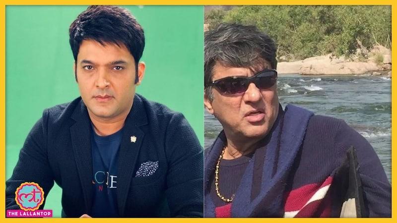 'द कपिल शर्मा शो' को 'फूहड़' कहने वाले मुकेश खन्ना को अब कपिल ने जवाब दिया है