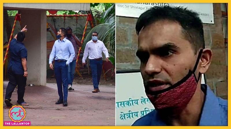 मुंबई में ड्रग्स केस की जांच कर रही NCB टीम के साथ ये क्या हुआ?