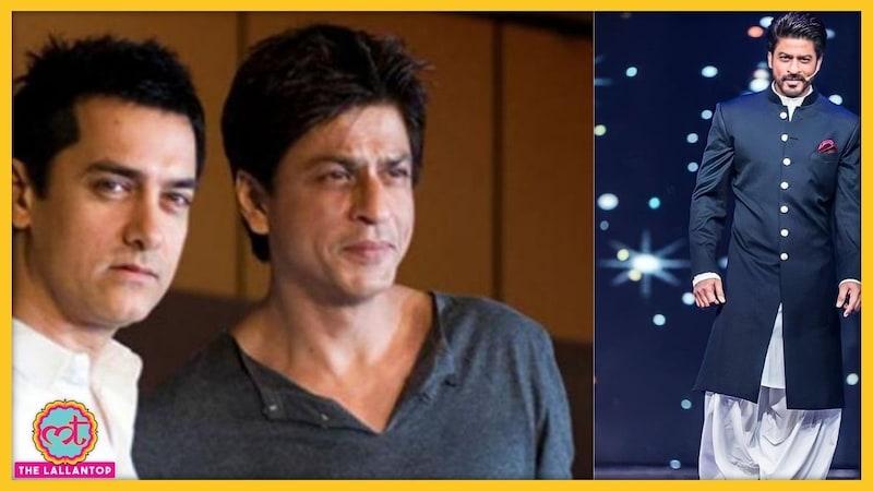 28 साल बाद इस फिल्म में साथ दिखाई देंगे आमिर और शाहरुख खान!