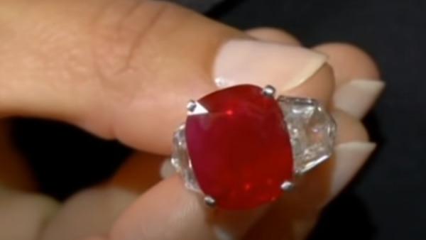 Sunrise Ruby Auction