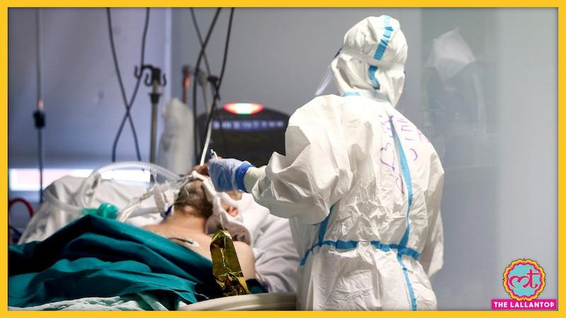 लापरवाही की हद: नर्स ने कोरोना मरीज़ के साथ अस्पताल में किया सेक्स