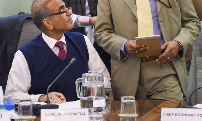 सुनील भारती मित्तल. (फ़ाइल फ़ोटो: PTI)