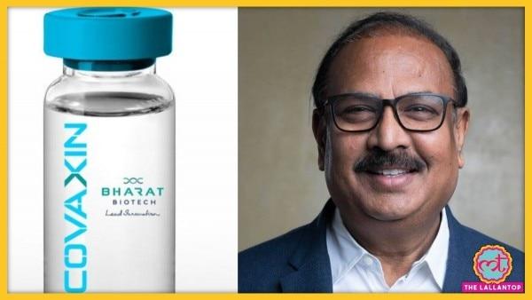 मध्य प्रदेश में कोवैक्सीन का डोज लेने वाले वॉलंटीयर की मौत के बाद चेयरमैन व एमडी (CMD) कृष्णा इला की कंपनी भारत बायोटेक (Bharat Biotech) की तरफ से सफाई आई है.