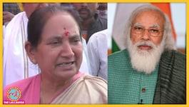 मोदी को युगपुरुष बताने वाली BJP सांसद, जो किसान आंदोलन पर बेतुकी बात कह रही हैं