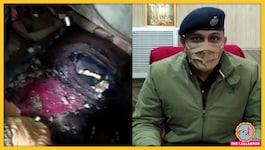 दामाद को ससुराल में घुसने नहीं दिया तो उसने घर में आग लगा दी