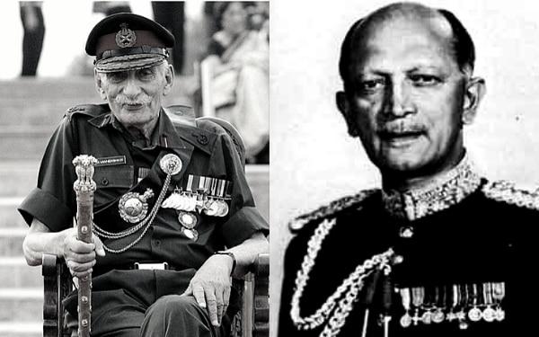 भारत के पहले फील्ड मार्शल कौन रहे हैं?