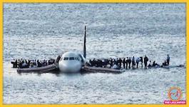 प्लेन क्रैश होने के बाद सभी 155 लोग कैसे बचे?