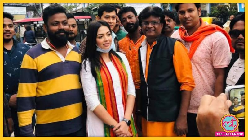 कोलकाता में BJP युवा मोर्चा की नेता पामेला गोस्वामी ड्रग्स के साथ गिरफ्तार