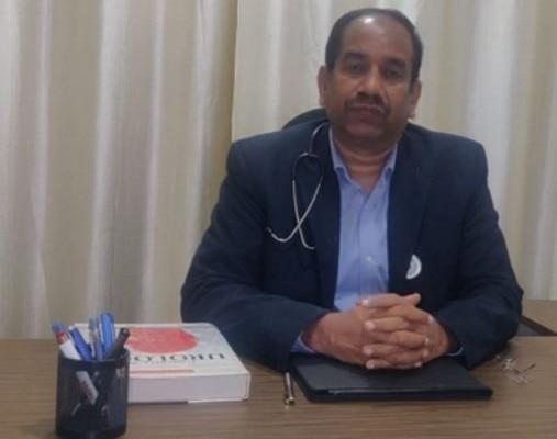 डॉक्टर अनुराग कुमार, एंड्रोलॉजिस्ट, मैक्स हॉस्पिटल, नई दिल्ली