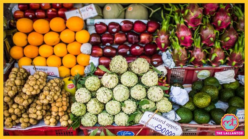 चमकते फल और हरी-हरी सब्ज़ी देख मन ललचाता है? उनमें ज़हर हो सकता है