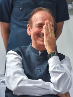 Ghulam Nabi Azad Congress'