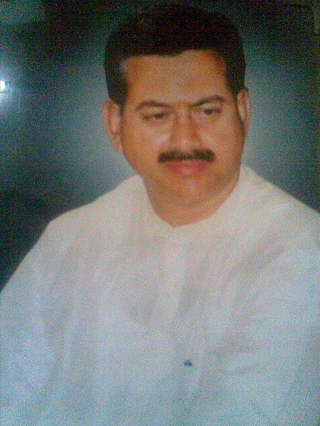 Krishnanand Rai 1