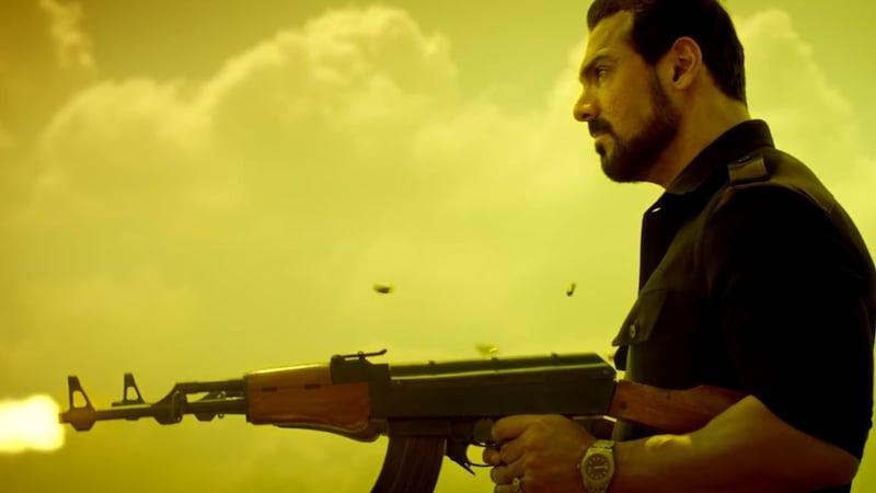 फिल्म रिव्यू- मुंबई सागा