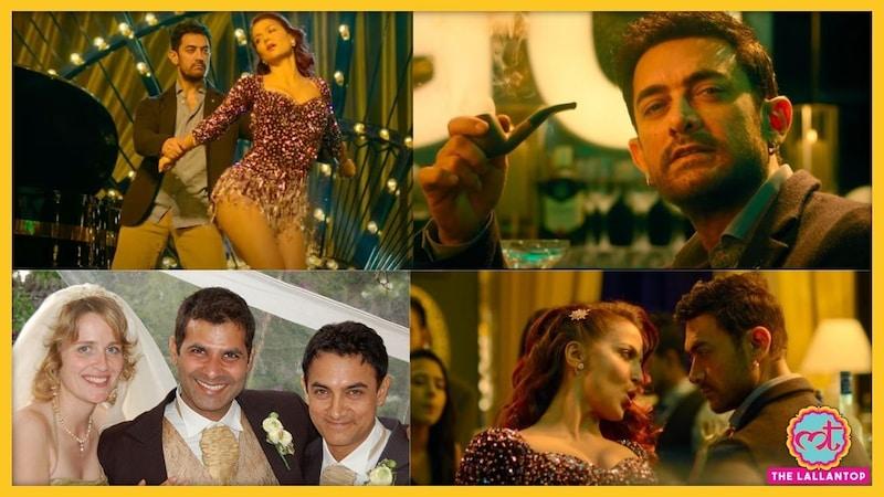 आमिर ख़ान दो साल बाद वापस आए हैं, वो भी आइटम सॉंग में