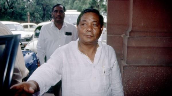 पी ए संगमा 9 बार लोकसभा का चुनाव जीते थे.