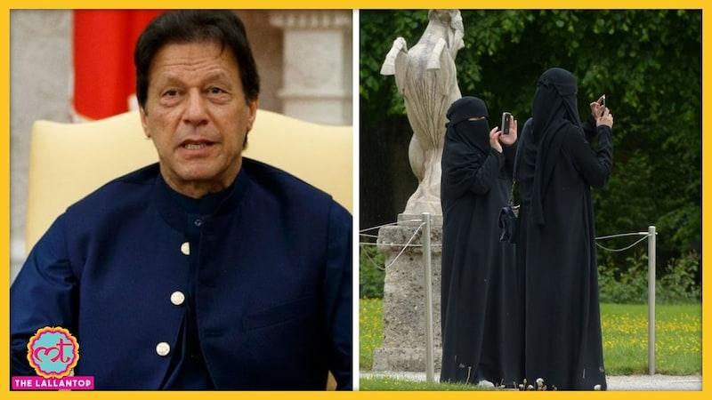 पाक PM इमरान खान ने घटियापने की बात कही, पूर्व पत्नी ने लताड़ दिया