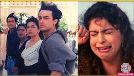 आमिर खान ने ऐसा क्या किया कि जूही चावला ने उनसे 7 साल बात नहीं की?