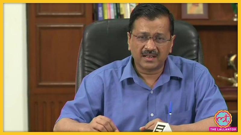 दिल्ली में फिर बढ़ा लॉकडाउन, सीएम केजरीवाल ने की घोषणा